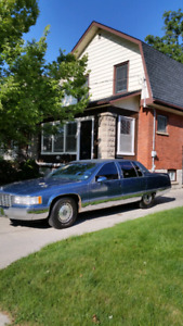 FOR SALE!!!! 1993 CADILLAC FLEETWOOD BROUGHAM FOR SALE!!!!