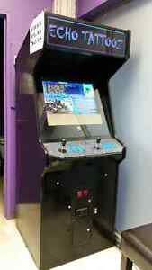 Arcade Machine with 512 Classic Games