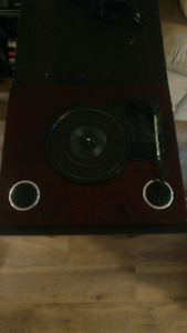 ION Forever LP 3-Speed Record Player and USB Converter