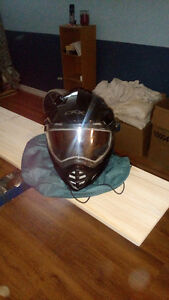 Snowmobile helmet men's large Peterborough Peterborough Area image 1