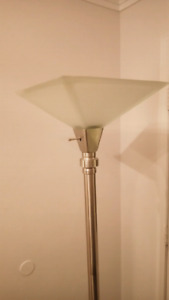 SELLING GENTLY USED FLOOR LAMPS