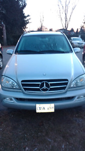 2004 Mercedes ML350 CERTIFIED AND ETESTED!!!!