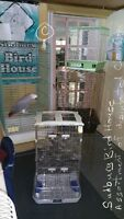 SUDBURY BIRD HOSUE (Cages)
