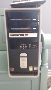 Compaq Preserio SR1630NX  complete desktop package