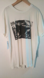 Amiri x Mr.Porter T Shirt - Size XS White - New With Tags