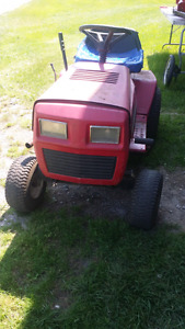 MTD 16 hp lawn tractor (sold pending pick up )
