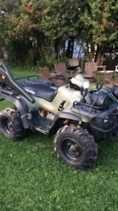 Polaris Sportsman 500 H.O
