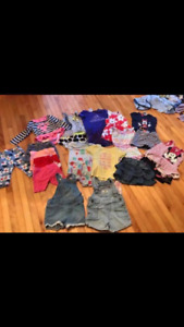Girls 2t summer lot