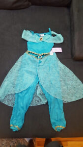 Disney Jasmine Costume (brand new with tags)
