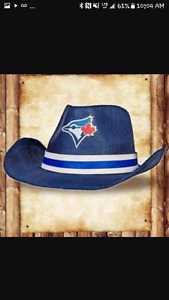 Wanted ...blue jays cowboy hat