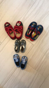KIDS' SLIPPERS