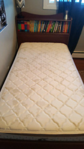 Mate's bed and mattress