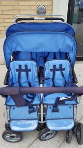 Quad Strollers For Sale