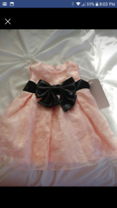 Baby girl dress NWT size 6mths