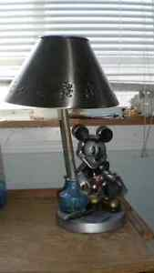 Mickey Mouse Hampton Bay Lamp Cambridge Kitchener Area image 1