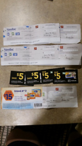 Similac and enfamil coupons