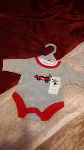 Baby Boy Preemie outfit