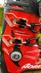 Bottes de ski Nordica Speedmachine 130