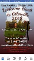 Welcome Back to Otterville Artist Studio Tour