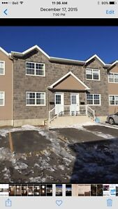 New construction 3 bedroom townhouse