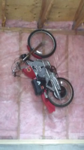 Extremely rare Harley Davidson pedal bike