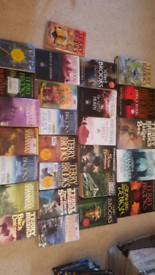 26 x Terry Brooks books for £15
