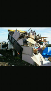 $10&up junk removal appliances disposal garbage haul