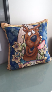 Scooby Doo pillow