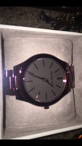 3 Authentic MK ladies watches $150 each