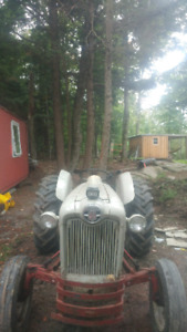1955 Ford 9N Tractor