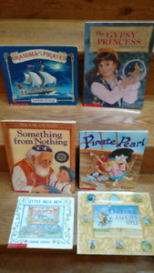 7 Phoebe Gilman children's picture books