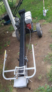 One Man Post Hole Auger