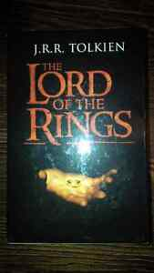 The Lord Of The Rings Original Books Collection by JRR Tolkien Cambridge Kitchener Area image 1
