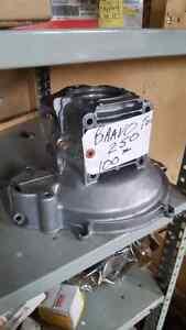 Base moteur/ Crankcase Bravo Yamaha