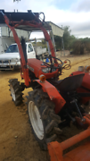 Tractor 4x4 Mitsubishi Mindarie Wanneroo Area Preview