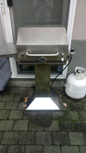 BBQ Silver Jackson Gas Grill  - $80.00 Ad Posted June 24