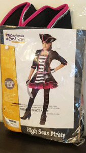 Pirate girls costume