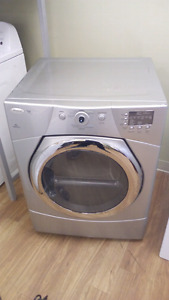WHIRLPOOL FRONT LOAD STEAM DRYER