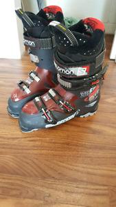 NEW* Salomon ski boots. Asking $175
