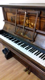 Upright piano free (collection only)