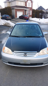 honda civic 2001 manual 234k (negotiable)