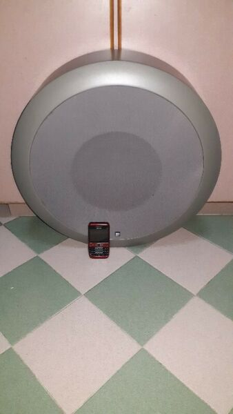 HI END BASS SOUND OF DESIGNER MOREL SOUNDSUB 9 ACTIVE SUBWOOFER USA.