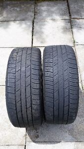 Two GoodYear Eagle RS 235/45/18