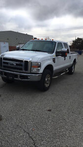 2008 Ford F250 SUPER DUTY DIESEL 4X4 TRADE FOR JEEP
