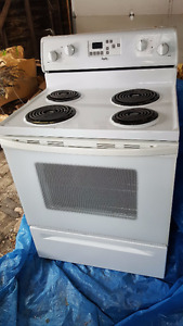Inglis Coil-Top Stove - GREAT CONDITION