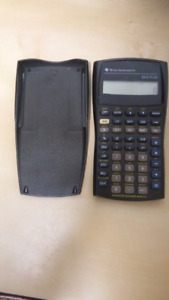 Texas Instruments BA II Plus Calculator for sale