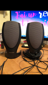 harman/kardon HK 206 - speakers - for PC