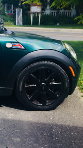 "CRATOS - Summer tires for sale *NEW* -RunFlats 17"" (Mini Cooper)"