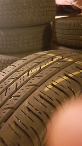 225 60 18 all season tires fits charger and maybe chrysler 300