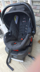 Britax B-safe Car Seat and Base